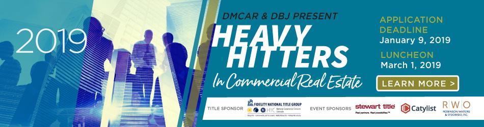 DMCAR Heavy Hitters